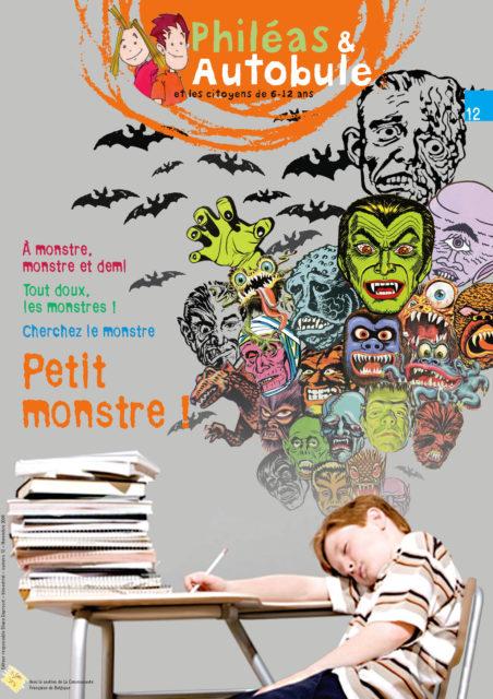 couverture petit monstre